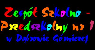 Zespół Szkolno - Przedszkolny nr 1